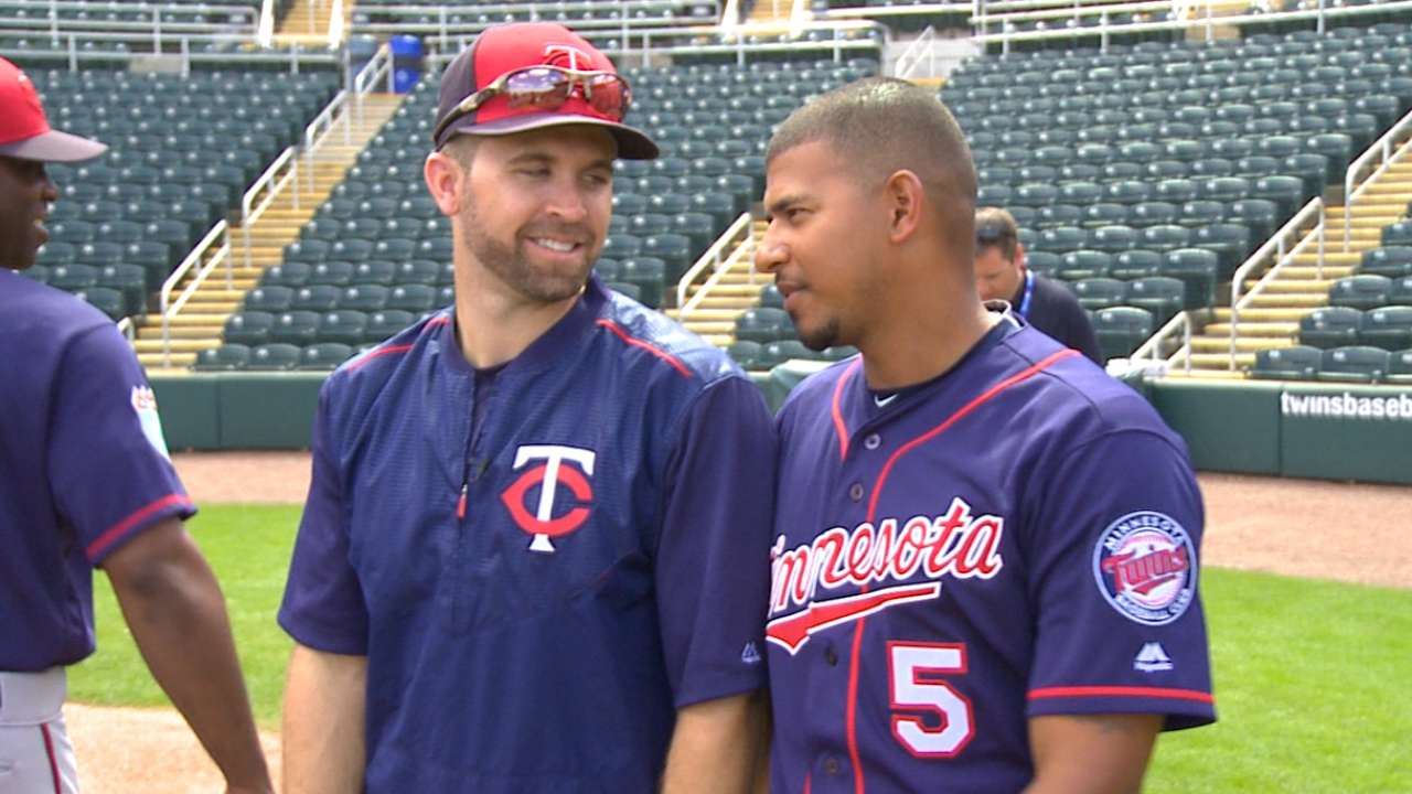 Tireless Dozier makes team unity a priority