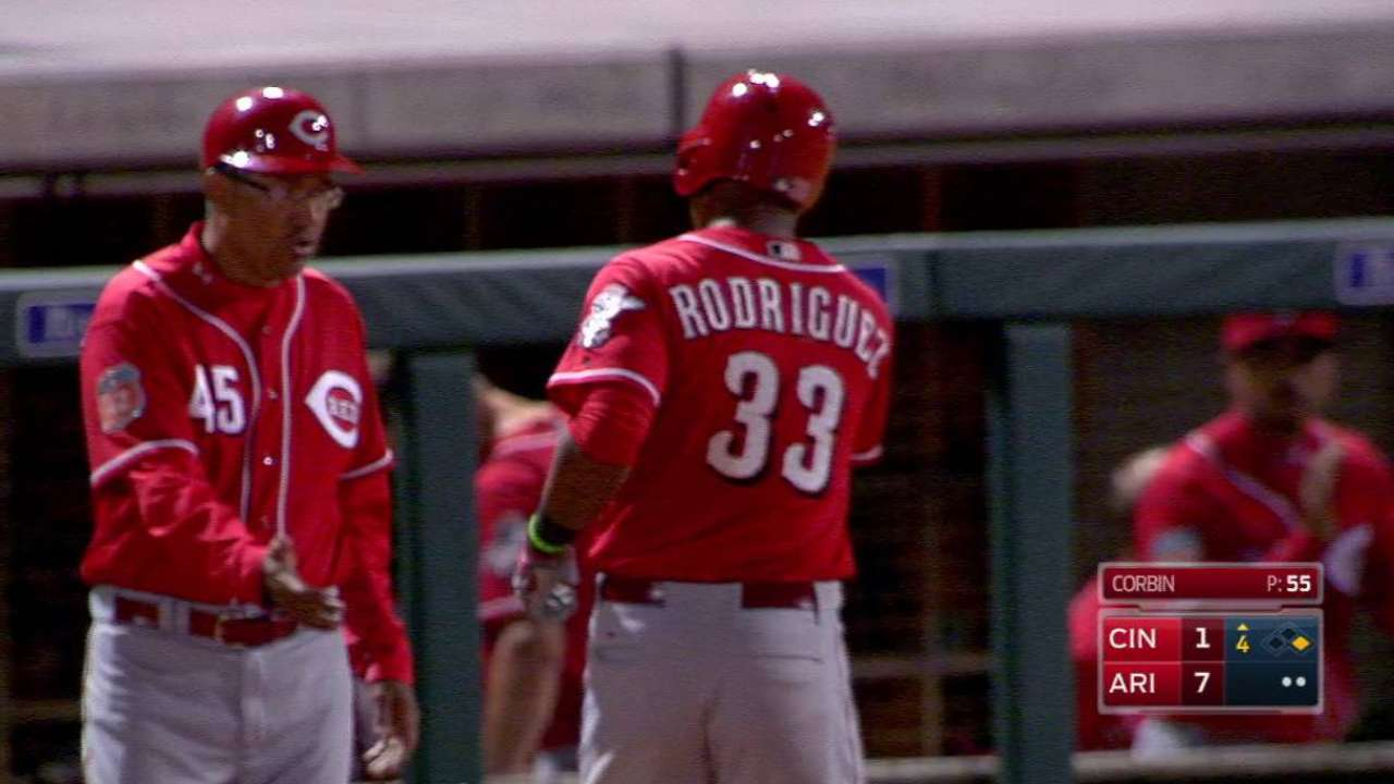 Rodriguez's two-out RBI single