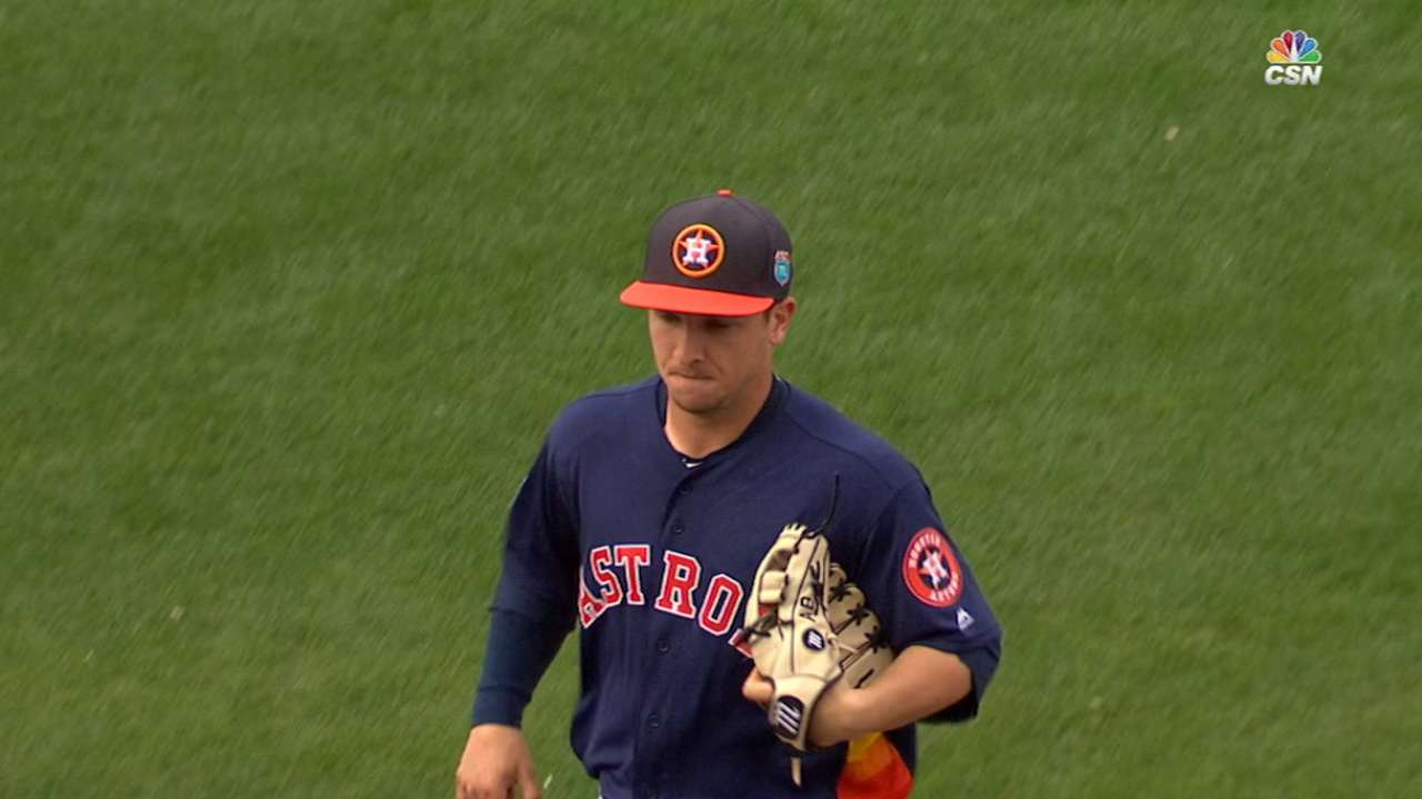 Bregman, Reed transition to MLB