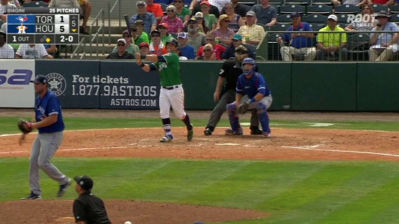 Tucker's two-run homer