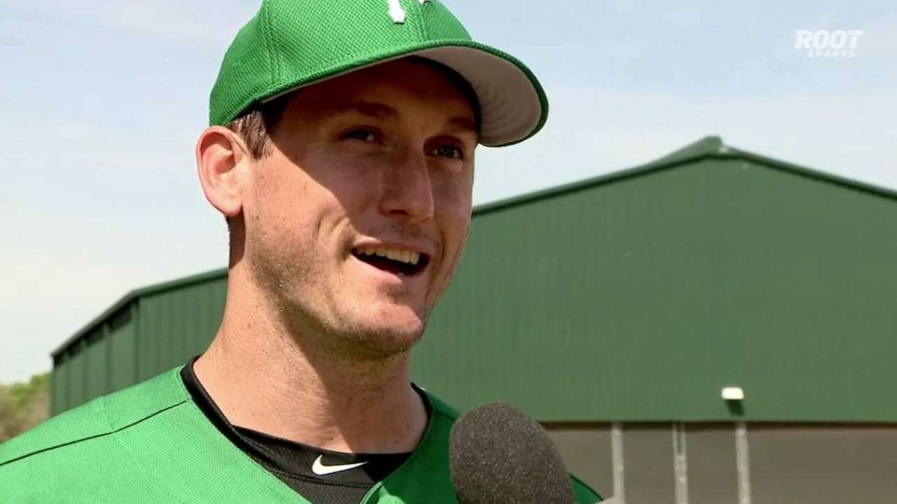 Freese on his new team