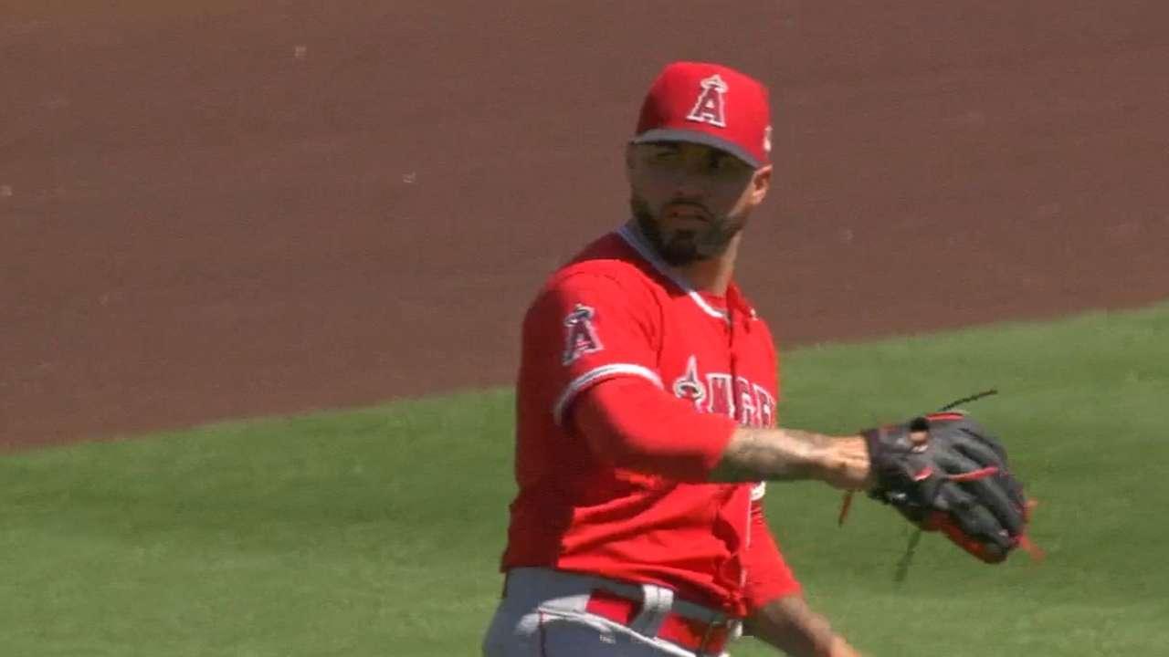 Santiago strikes out six