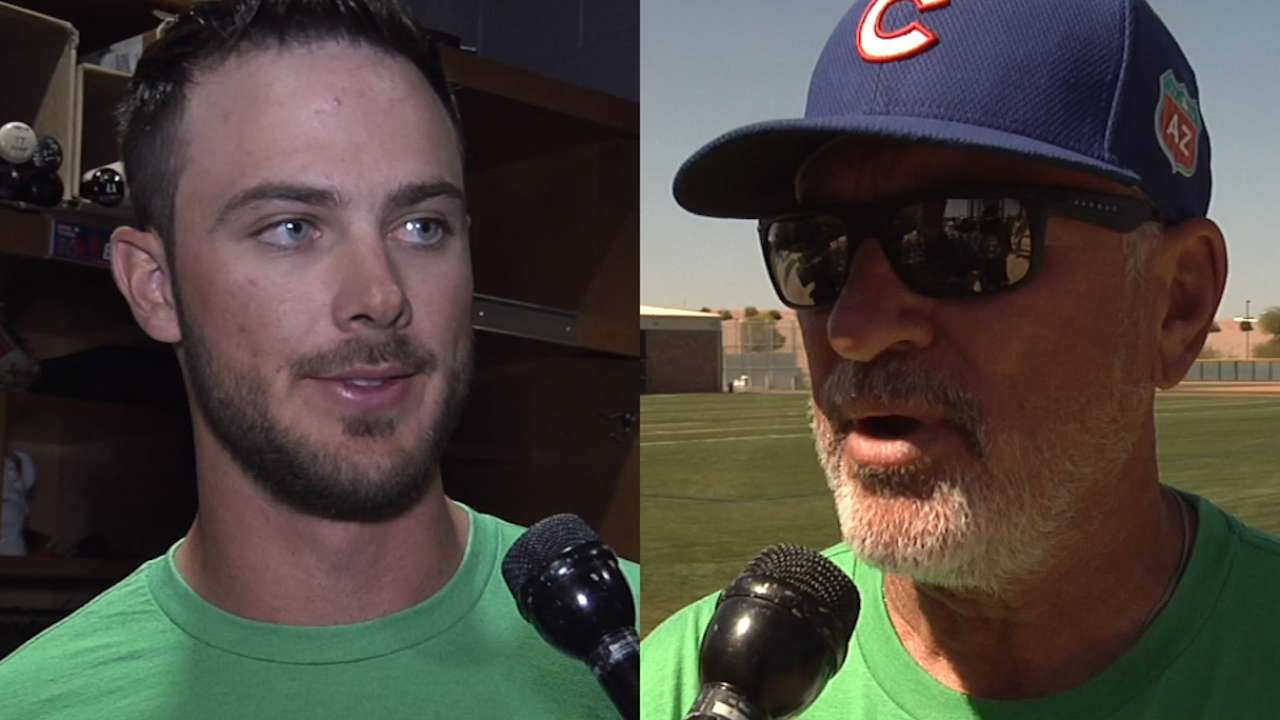 Bryant and Maddon on mindset