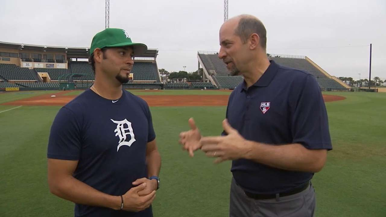 Sanchez could be X-factor in Tigers' rotation
