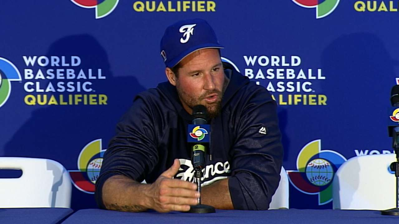 Gagne on loss to Panama