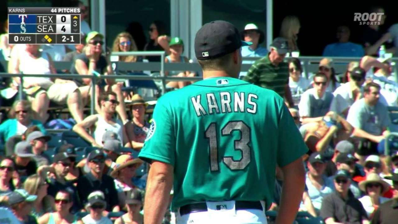 Servais in no rush to name fifth starter