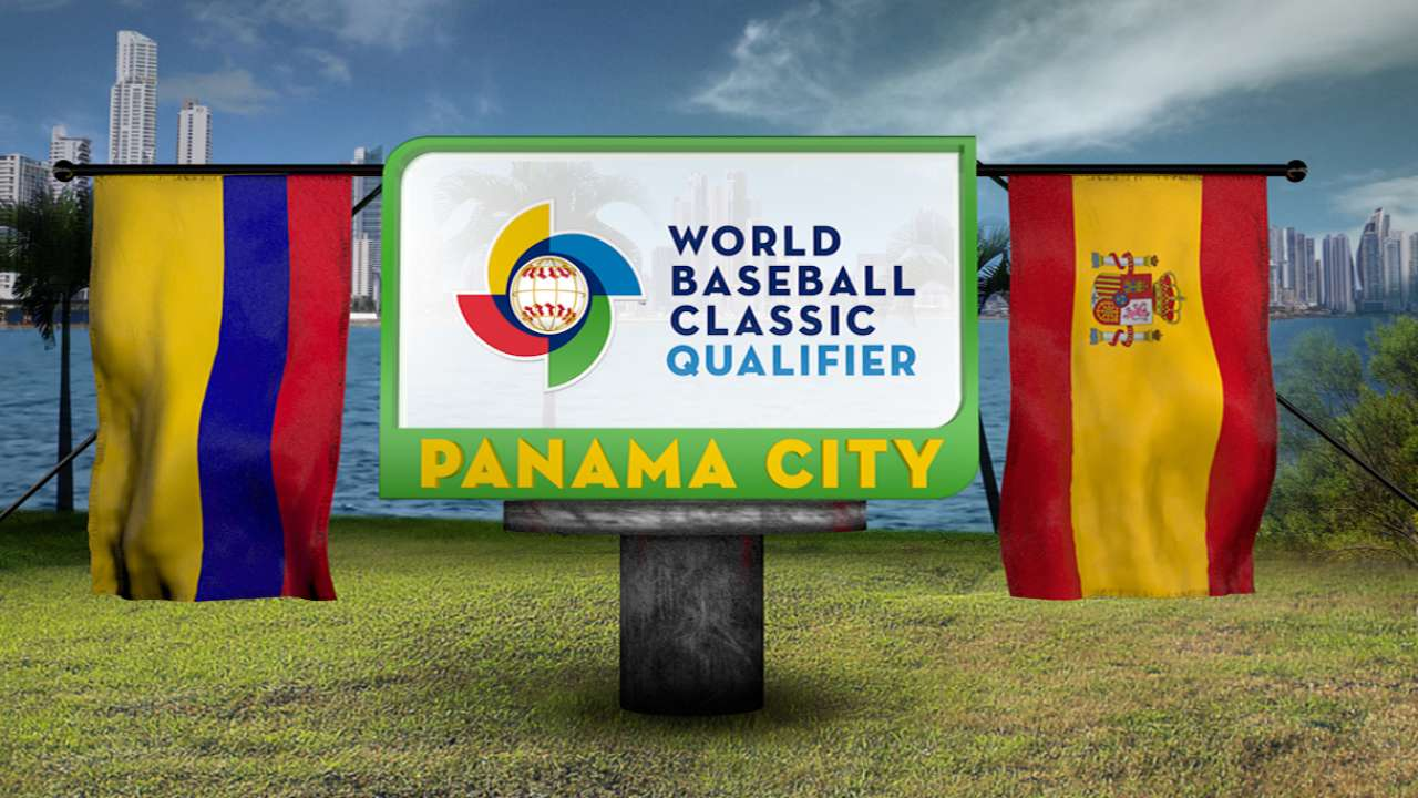 Patience, pitching carry Colombia past Spain