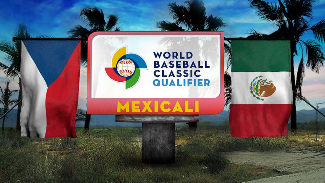 Mexico holds off gritty Czechs in qualifier