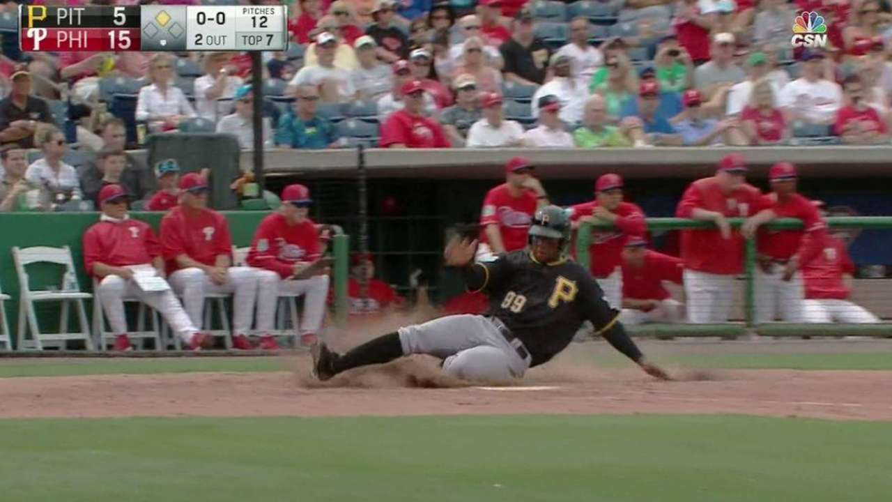 Stallings' RBI double