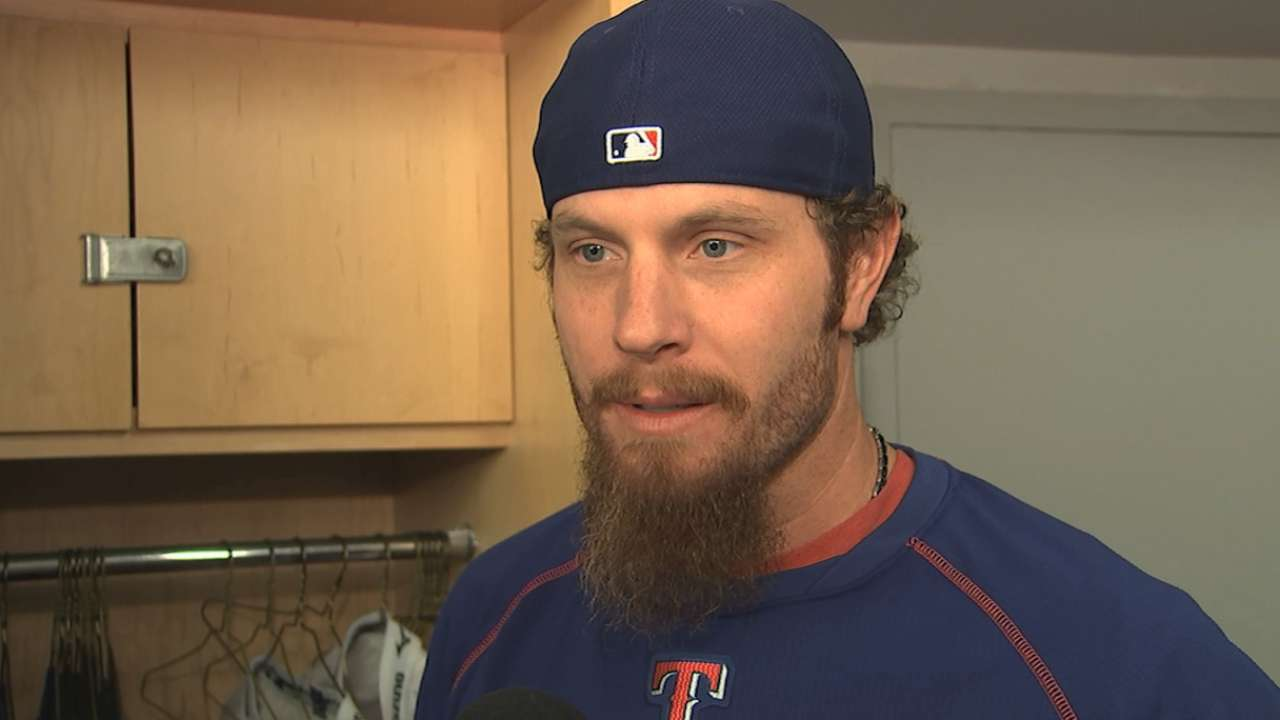 Rangers encouraged by Hamilton's progress