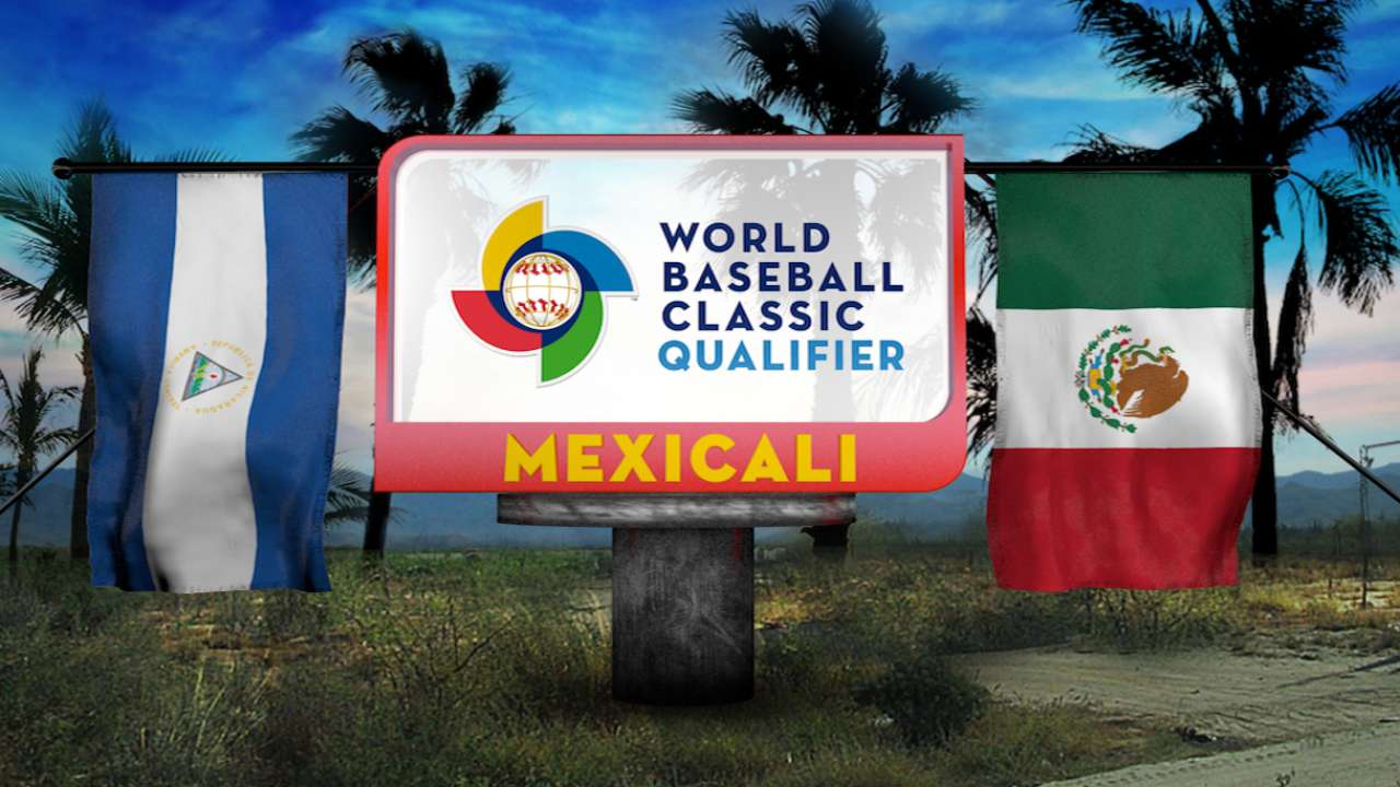 Mexico routs Nicaragua to remain unbeaten