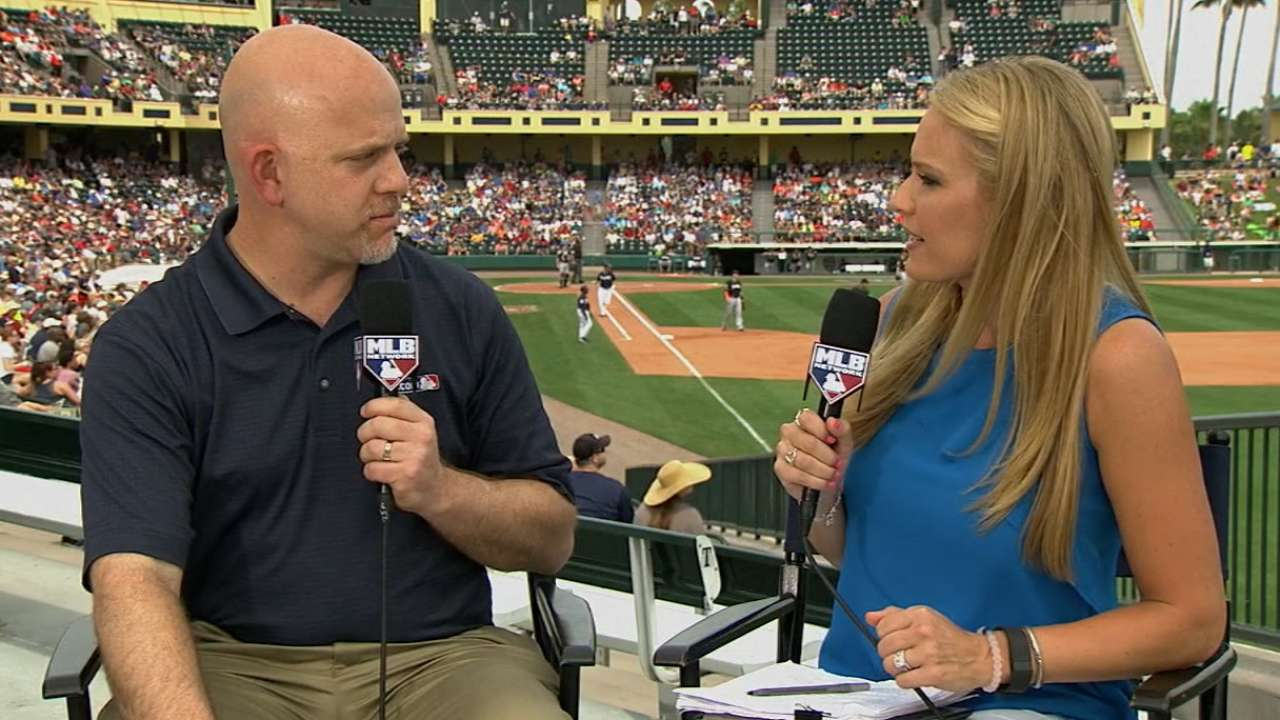 Braves' sound system teeming with talent