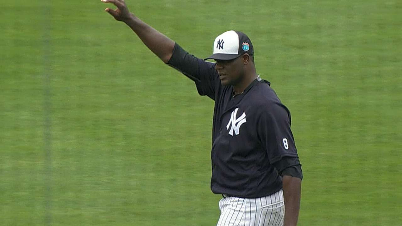 Pineda eyes first 200-innings campaign