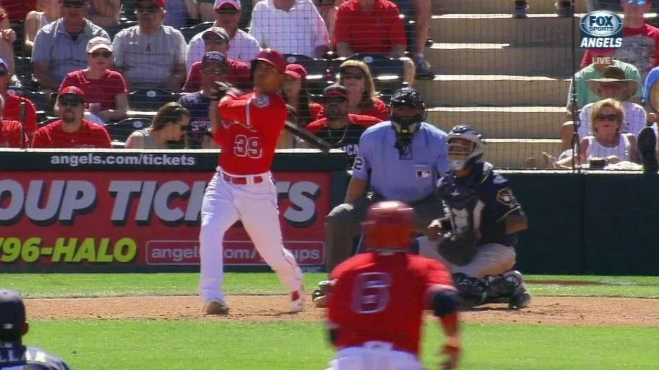 Ortega's RBI triple