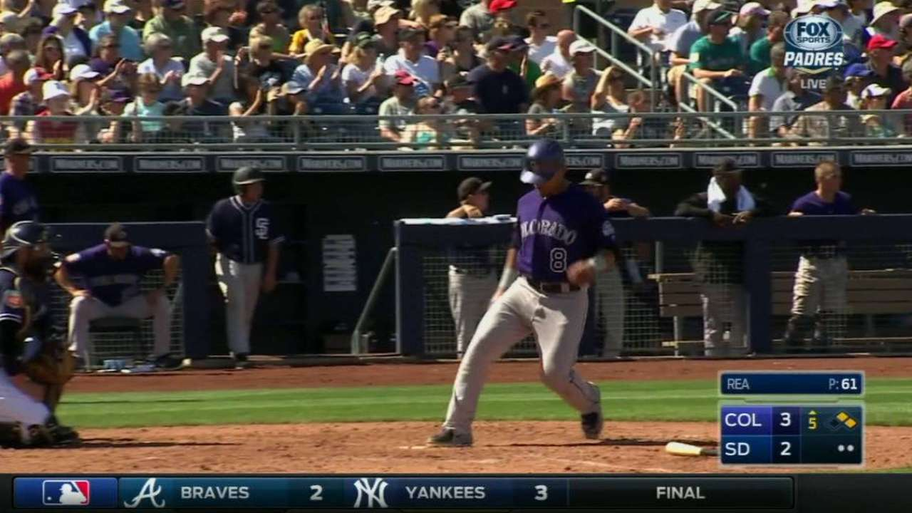 Paulsen's RBI double
