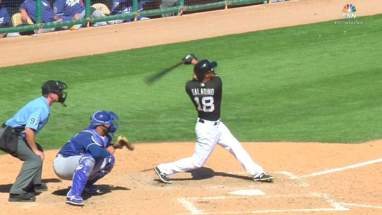 Sale, Kershaw duel to draw in White Sox win