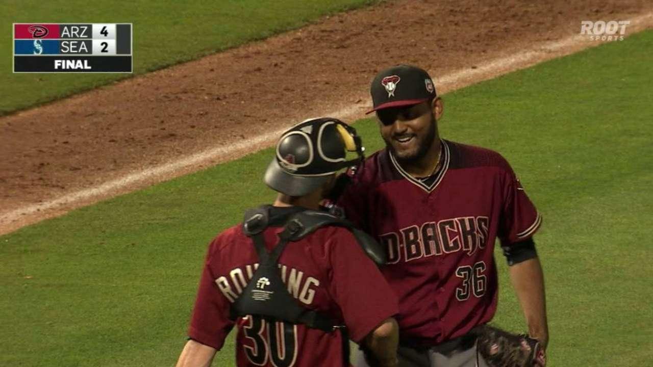 Burgos strikes out Smith