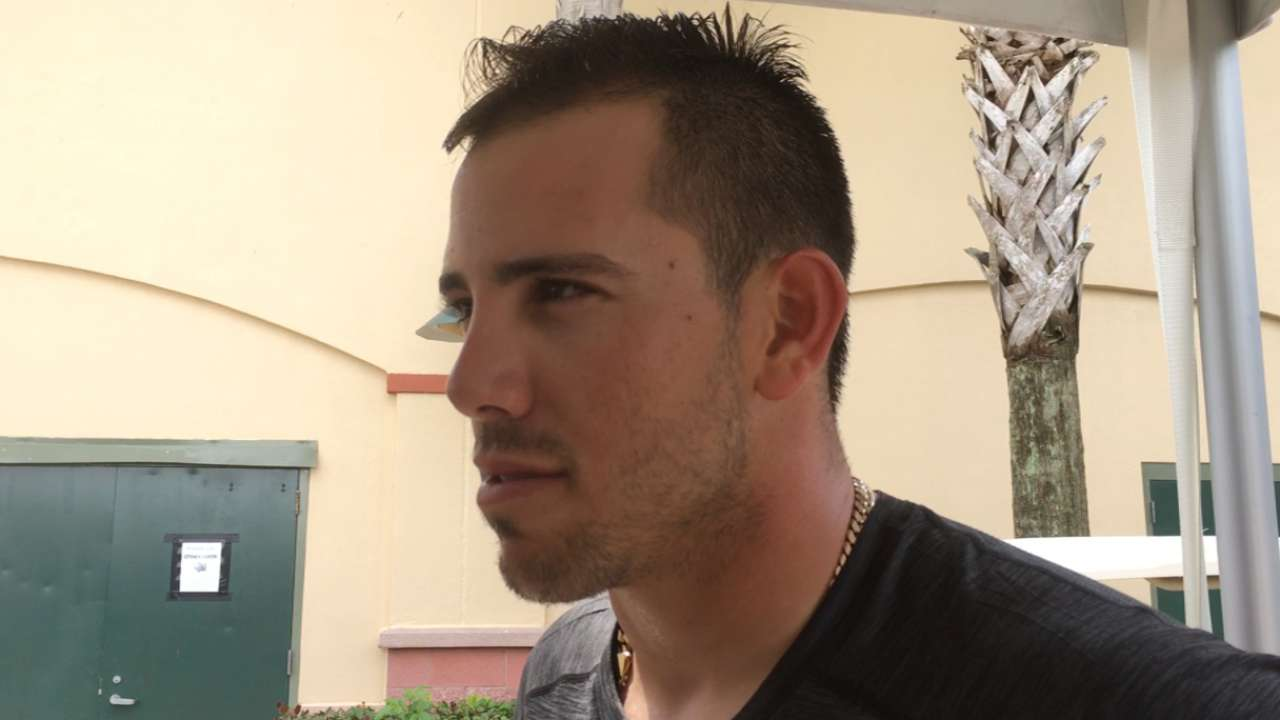 Fernandez on Opening Day