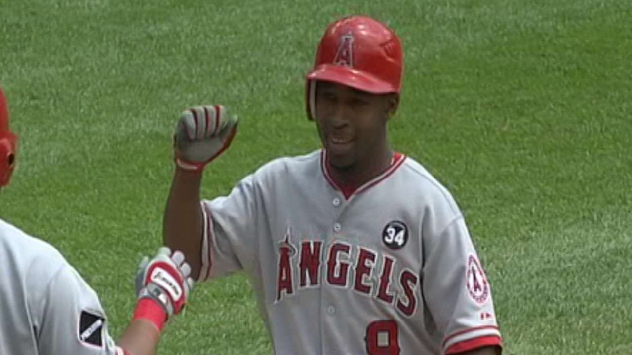 Speedster Figgins to retire as an Angel