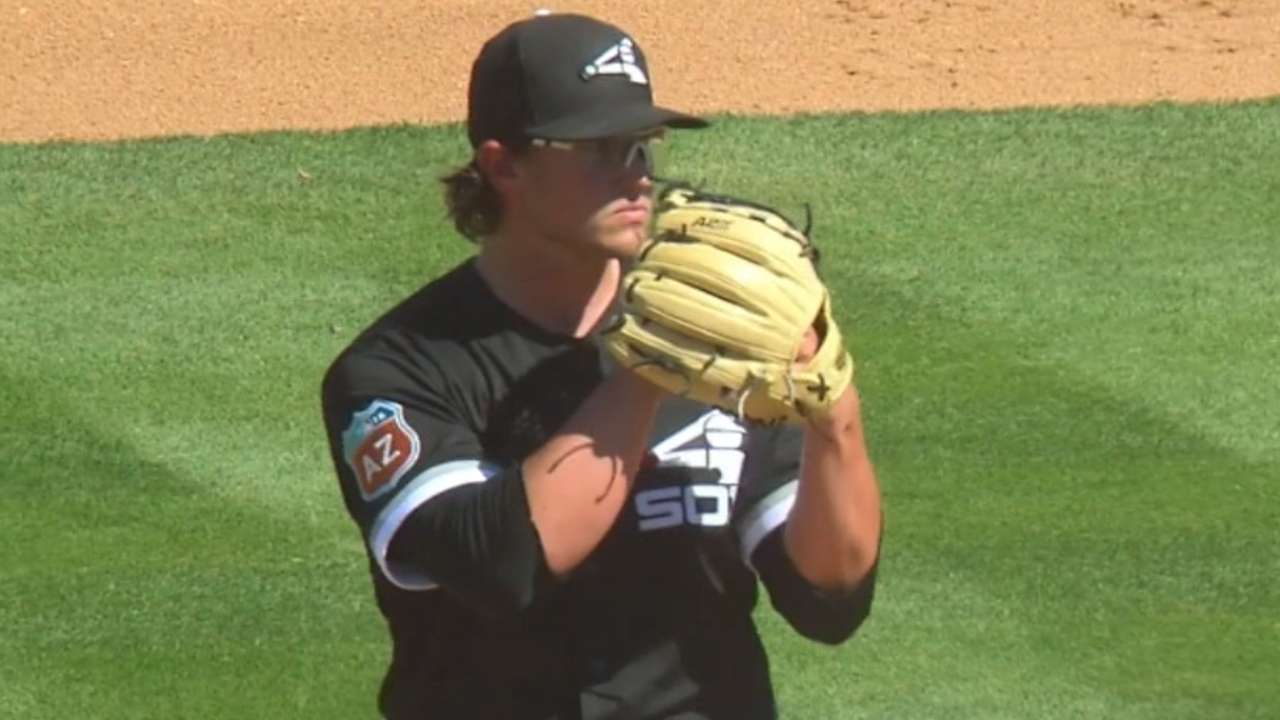 Future full of promise, Fulmer gaining experience