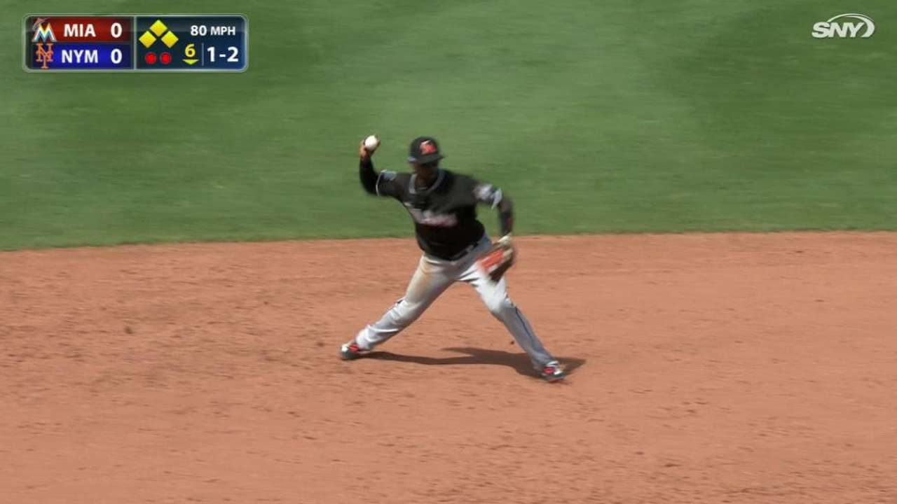 Barraclough gets out of jam