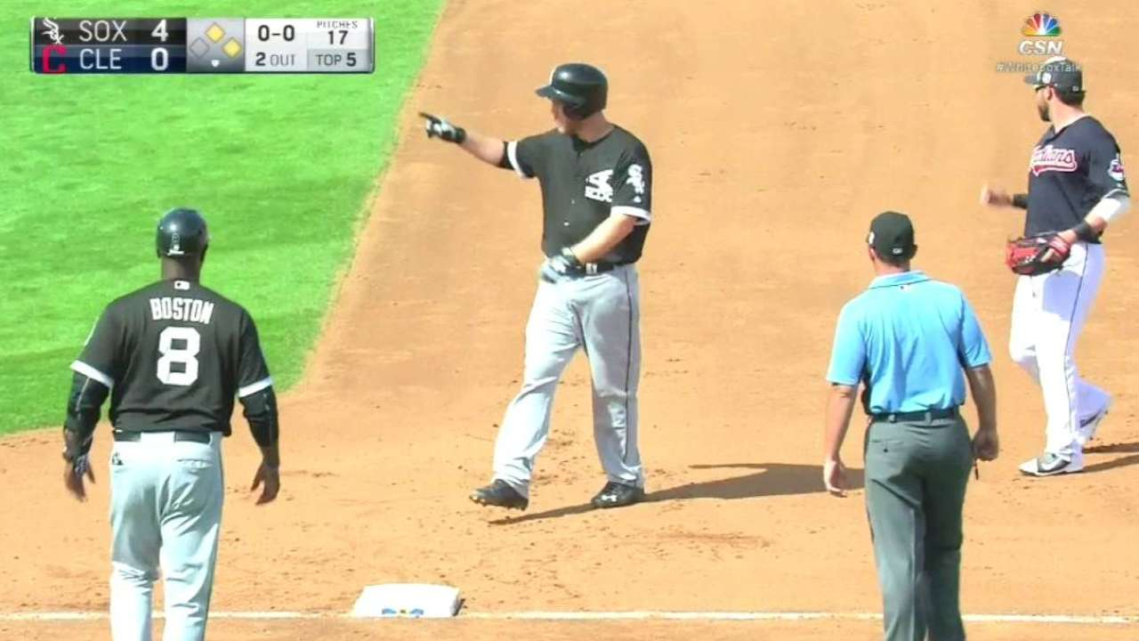 Frazier's RBI single