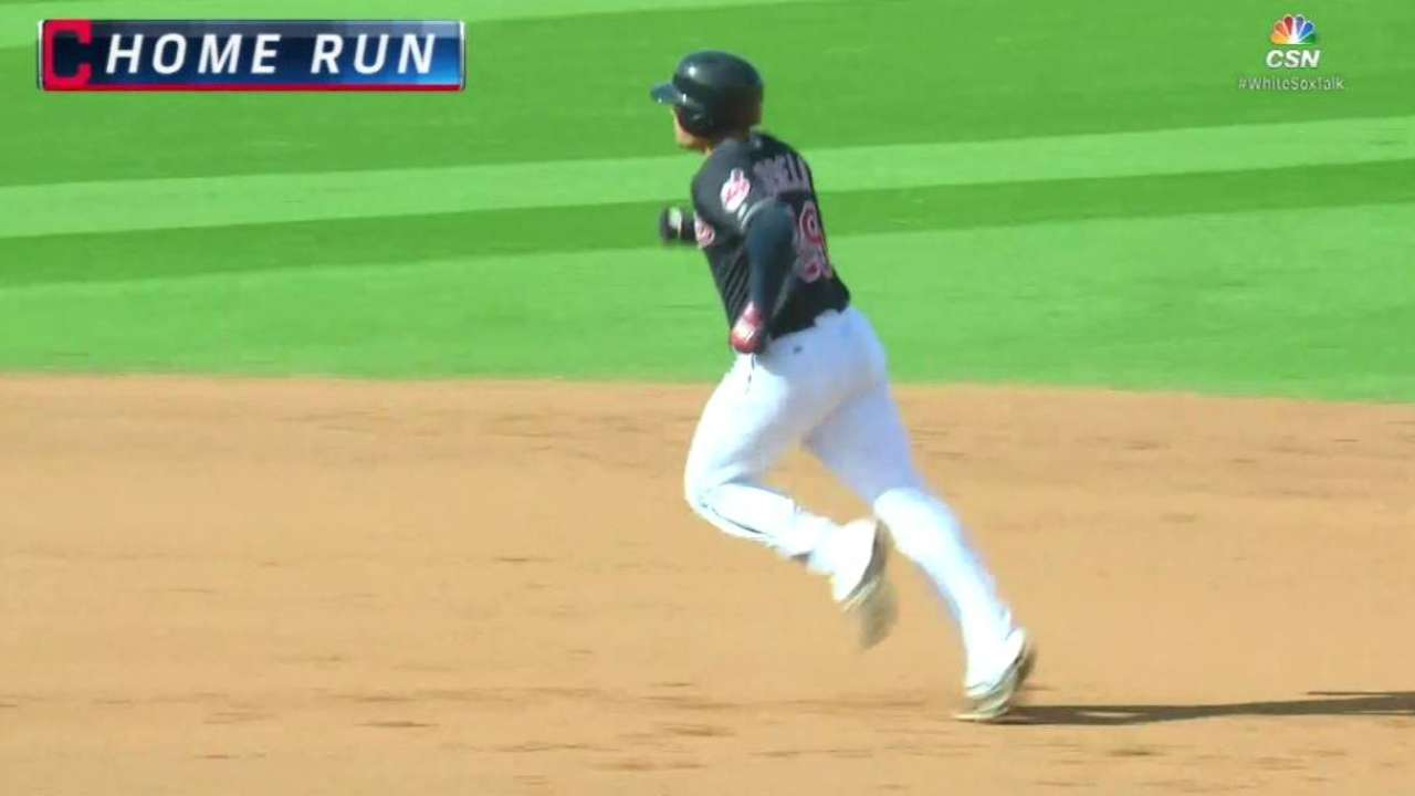 Urshela's two-run homer