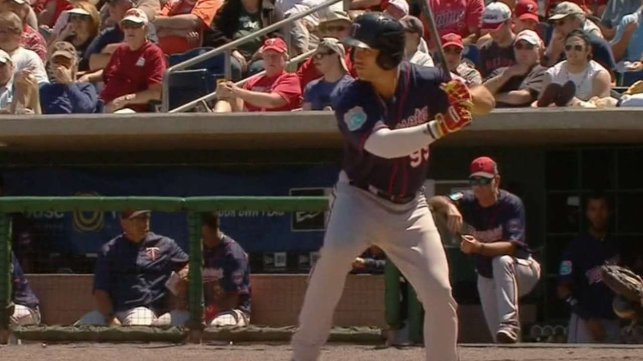 Palka has big day with 2 HRs vs. Phillies