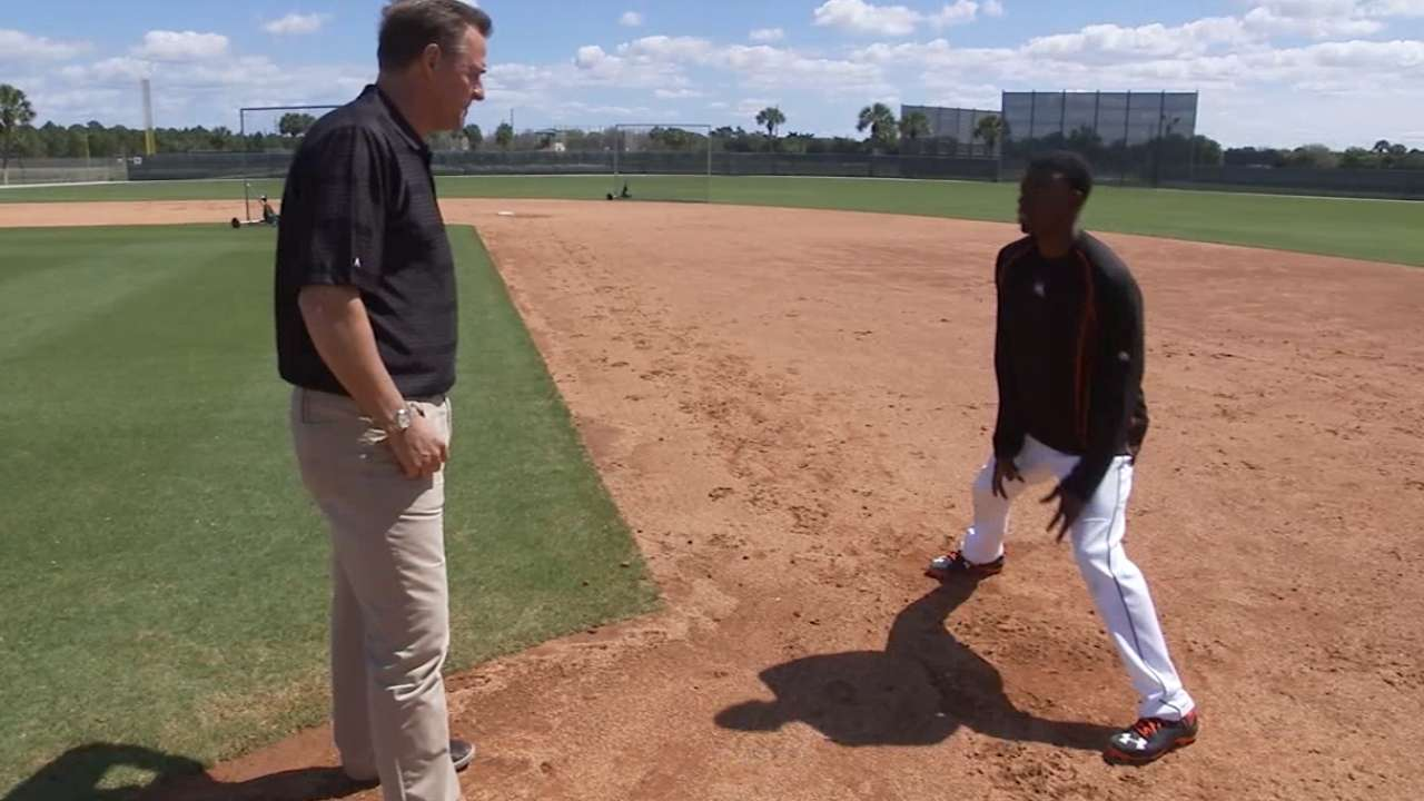 Stealing Bases with Dee Gordon