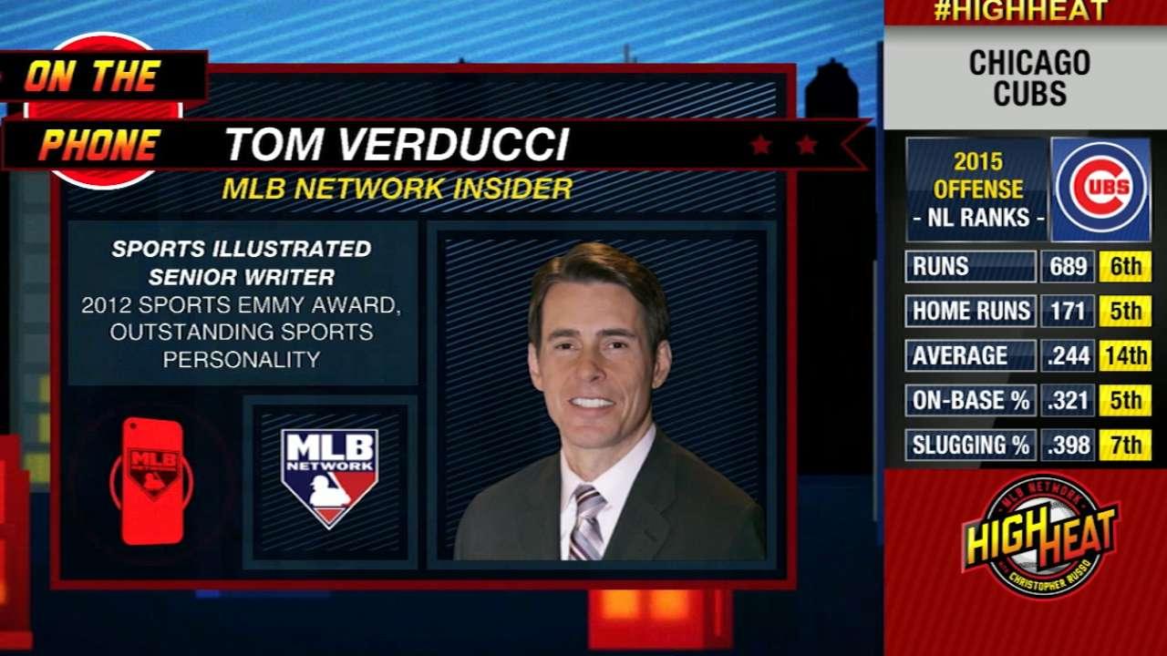 Tom Verducci's World Series pick