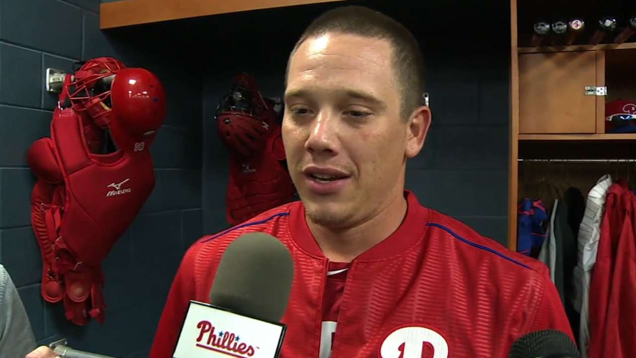 Phillies tab Hellickson as Opening Day starter