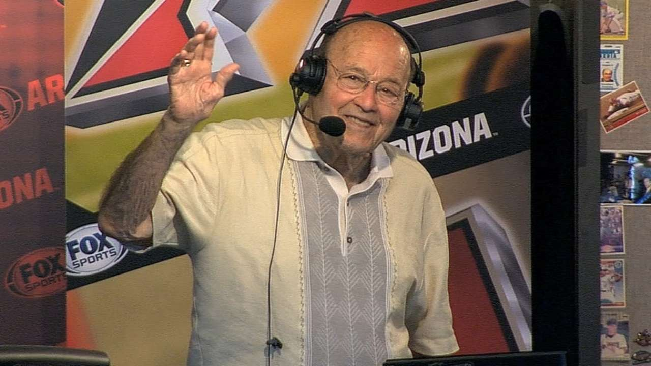 Hall remembers Garagiola