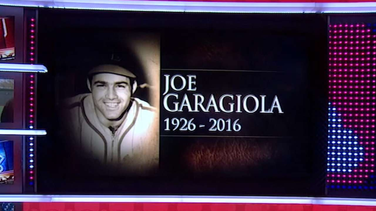 MLB Tonight: Joe Garagiola