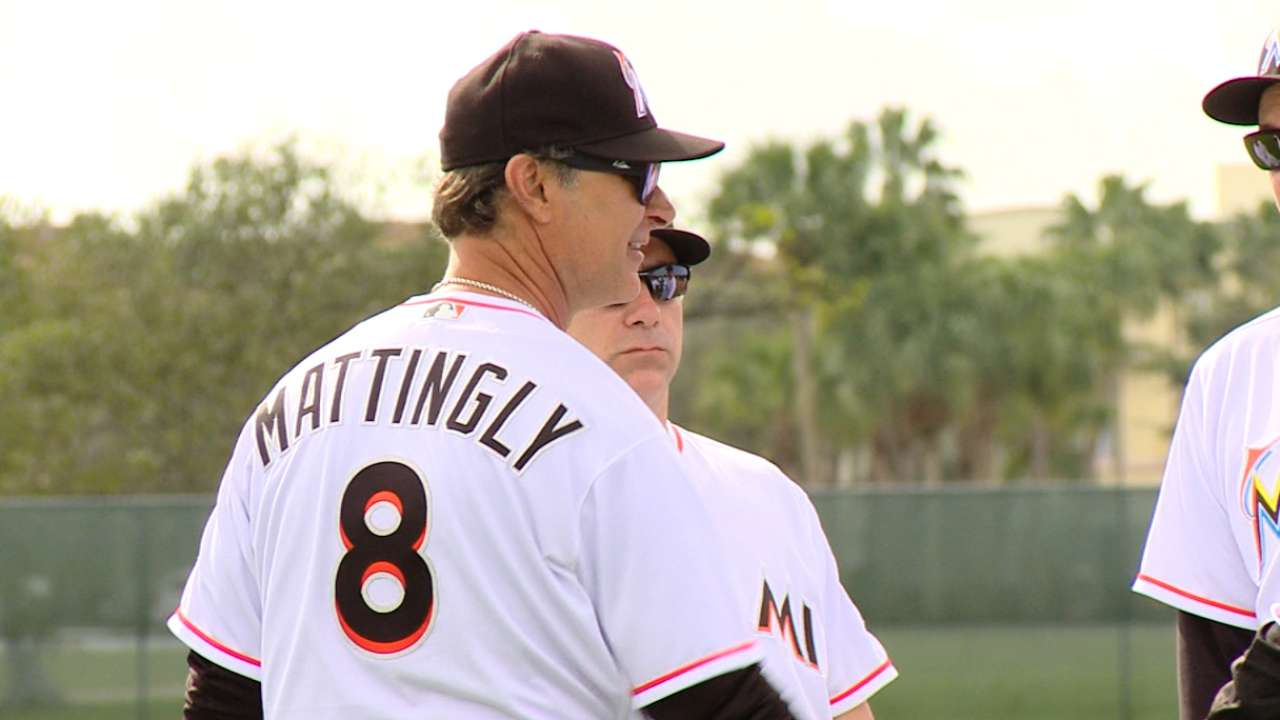 Mattingly discusses expectations in Q&A