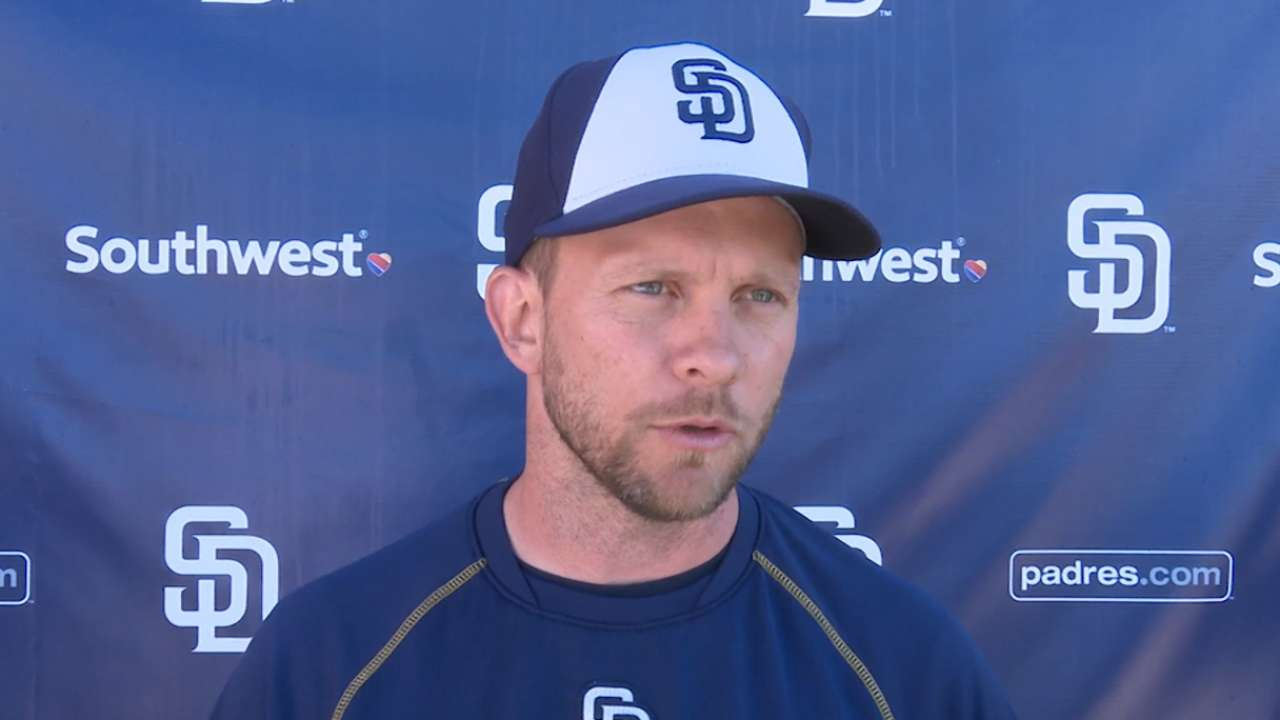Padres gear up for trip to Mexico City