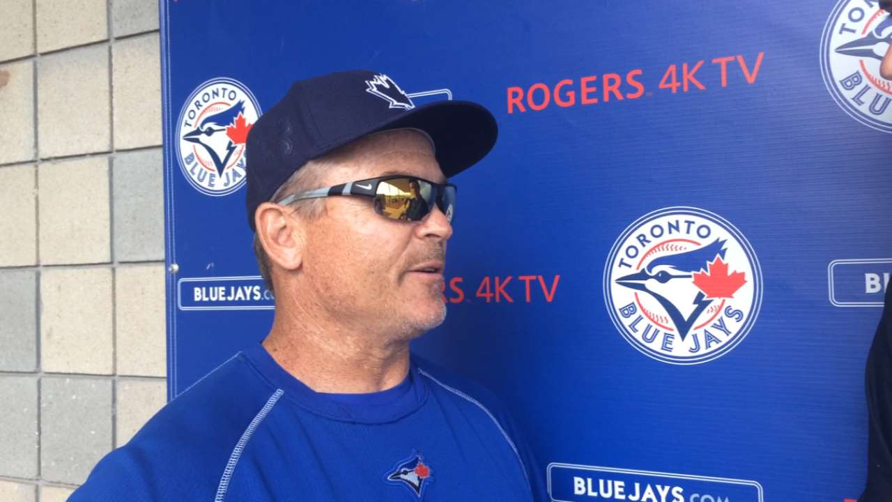 Gibbons talks pitching depth, expectations
