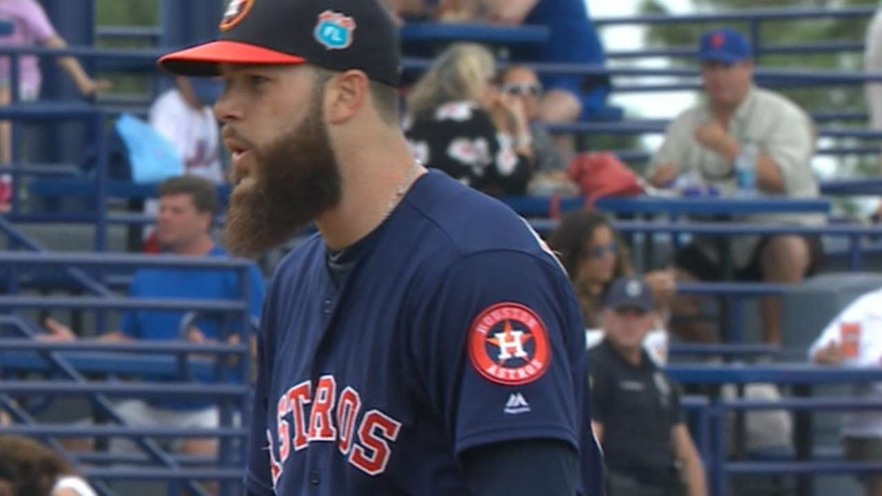 Why does Keuchel wear No. 60?