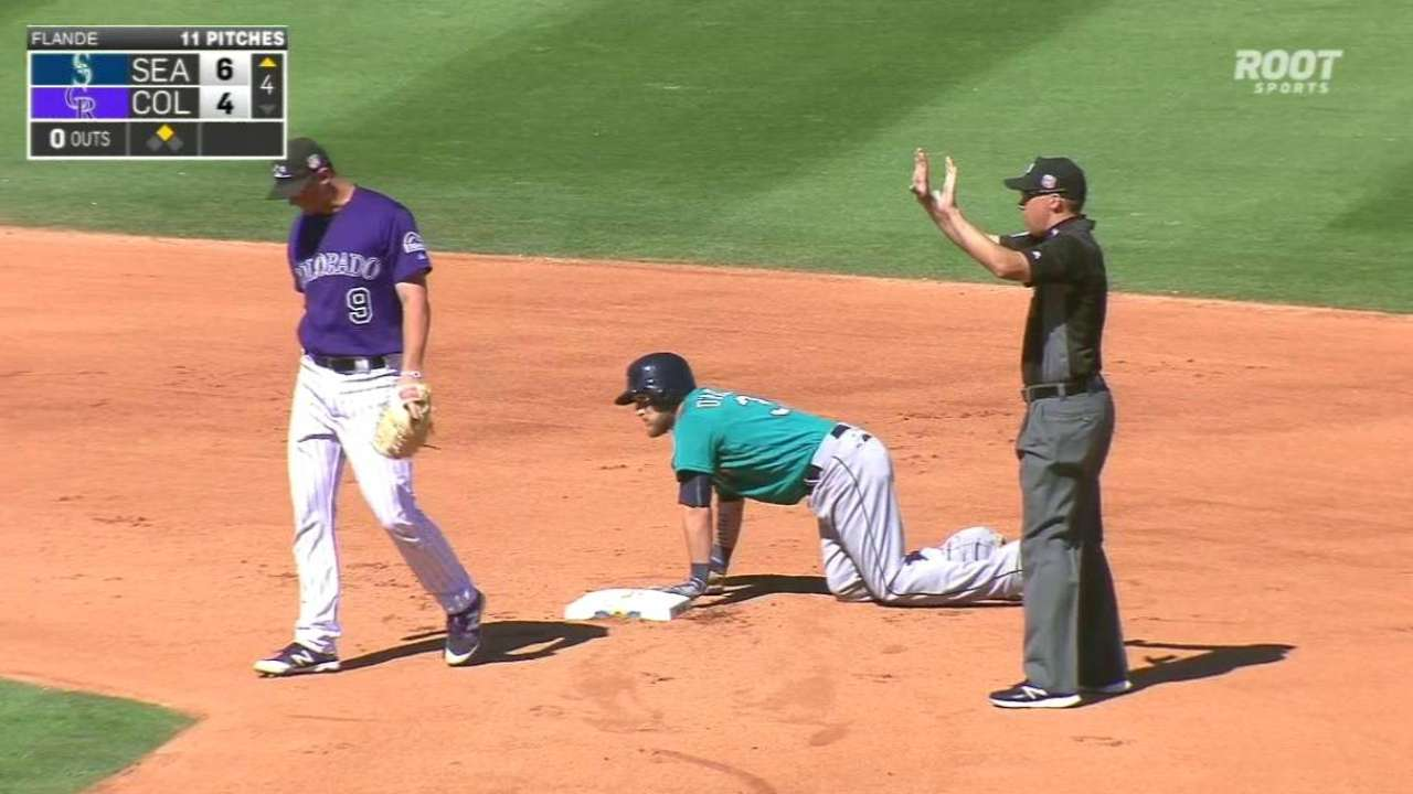O'Malley's RBI double