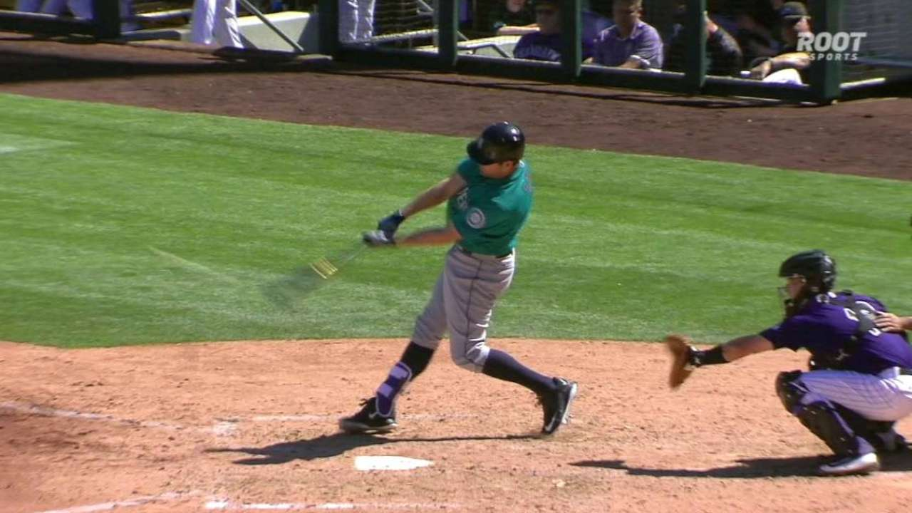 Smith's RBI double