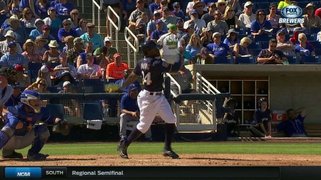 Young Jr.'s two-run homer