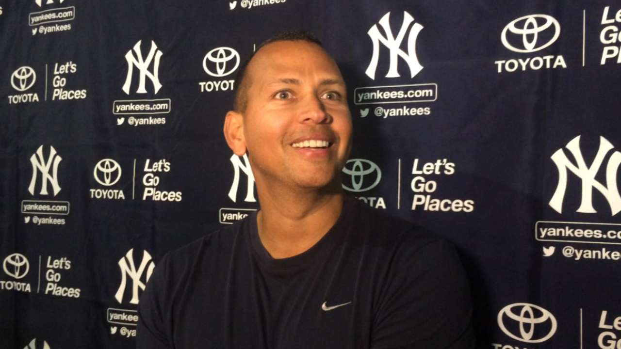A-Rod on possible retirement