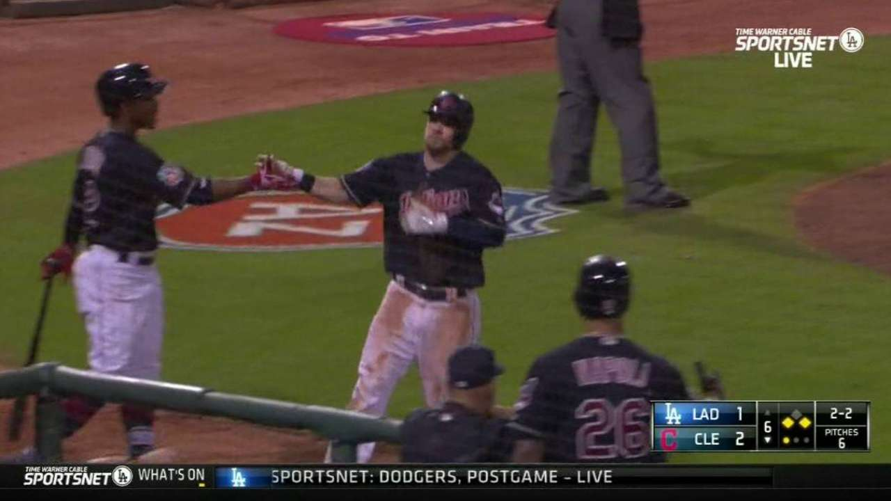Cowgill scores on wild pitch