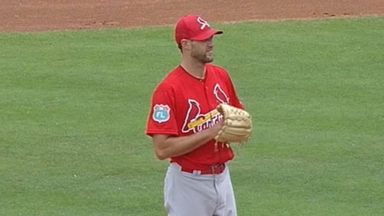 Wacha confident in process after mixed outing