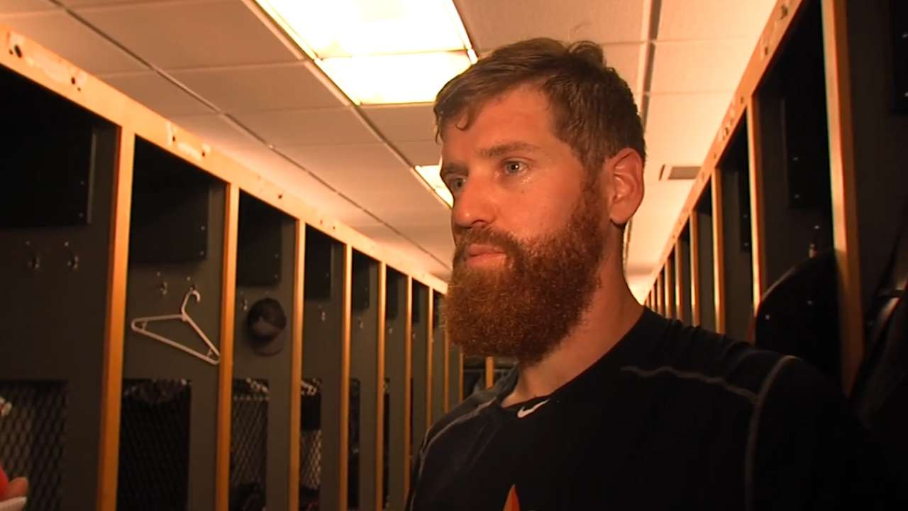 Hinch, Straily on outing