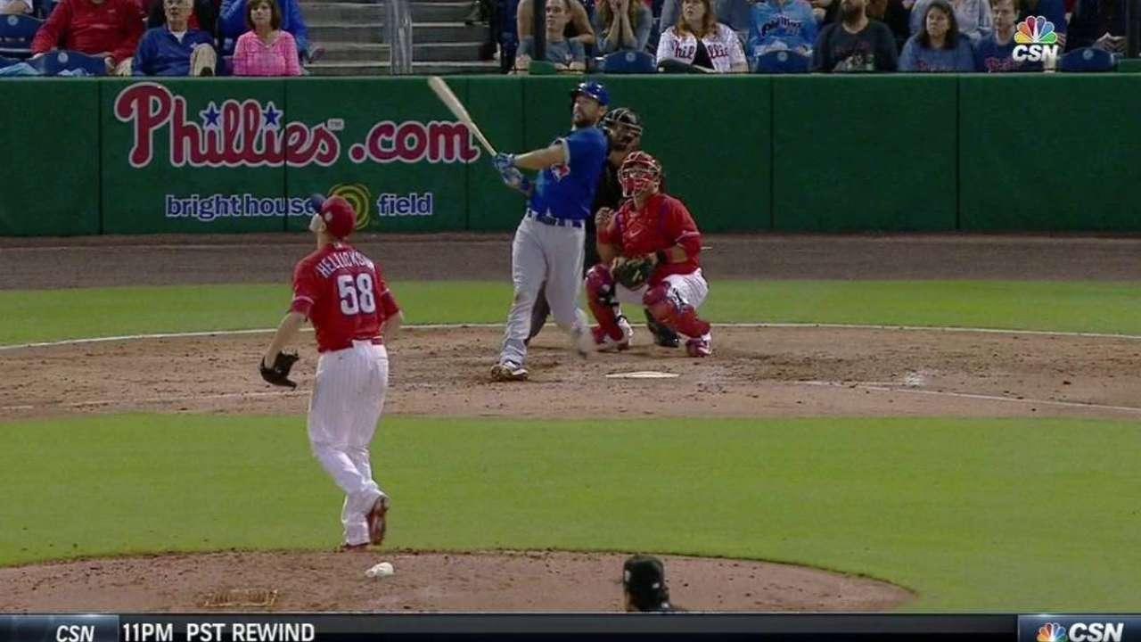 Kotchman's two-run homer