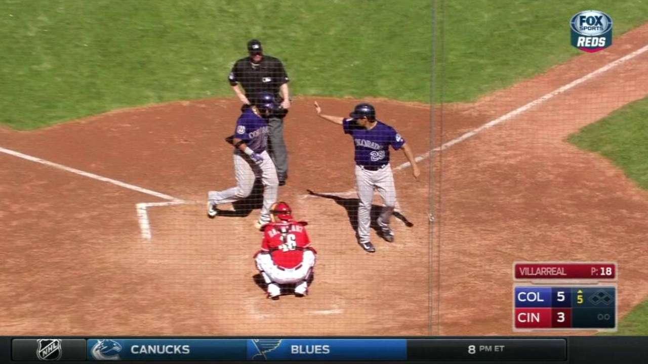 Adames' two-run homer