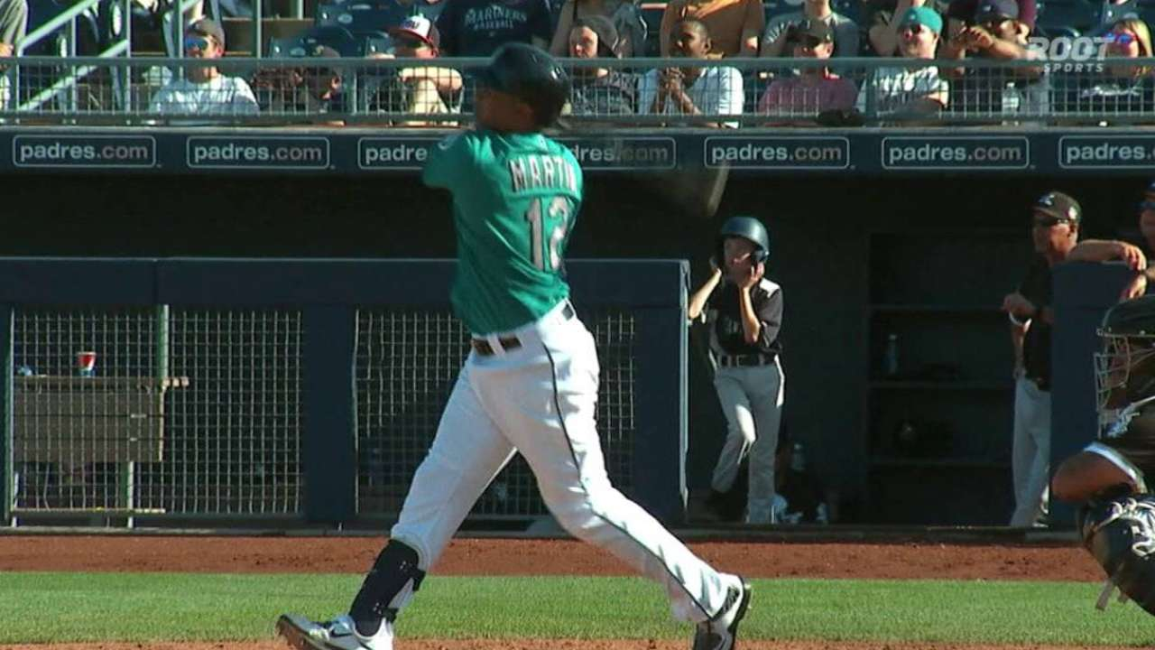 Mariners dial up late homers after Felix's gem