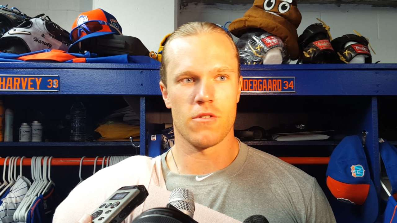 Syndergaard on outing vs. Cards