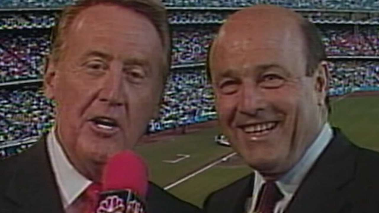 Scully remembers Joe Garagiola