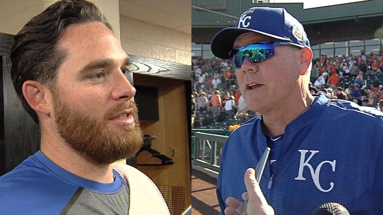 Kennedy, Yost react to loss